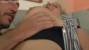 Granny, Boobs, Babysitter, Mature, Tits, Huge, Mommy